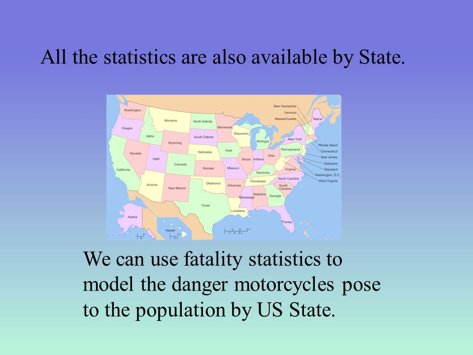 All the statistics are also available by State.