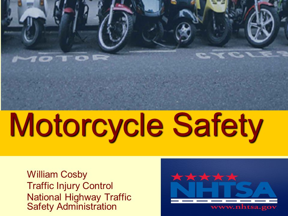 Motorcycle Safety Trends