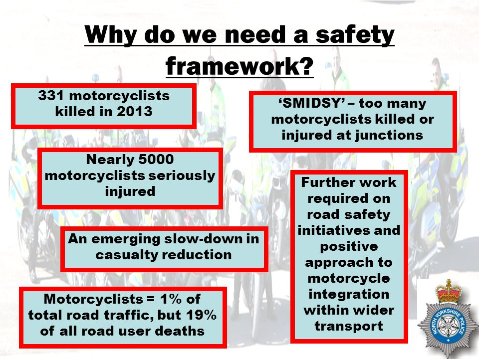 NOT PROTECTIVELY MARKED Aims More engagement with rider groups.