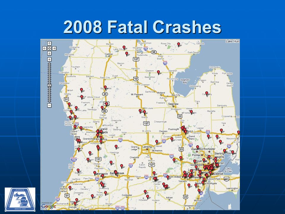 Motorcycles and Motorcycle Helmets 2008 Fatal Crashes