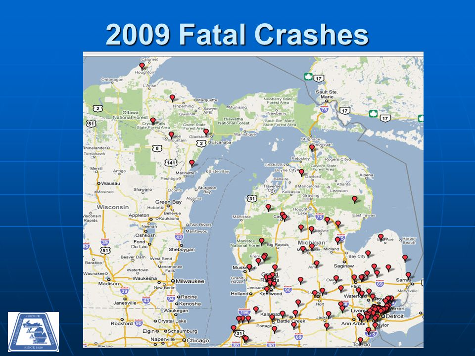 Motorcycles and Motorcycle Helmets 2009 Fatal Crashes