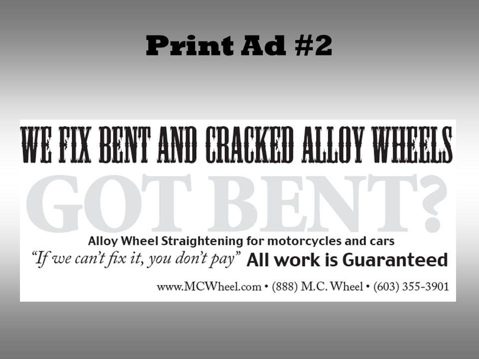 Print Ad #2
