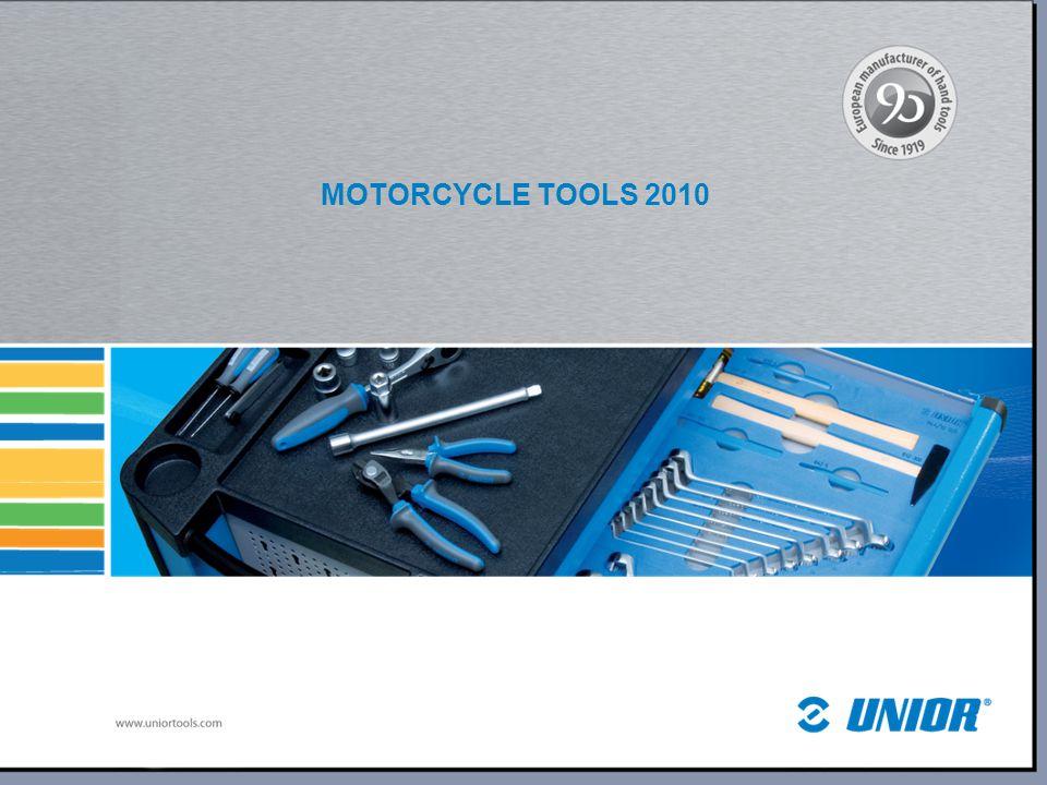 MOTORCYCLE TOOLS 2010