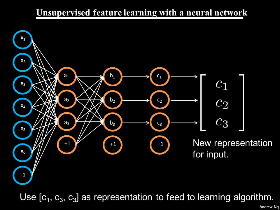 Andrew Ng Deep Belief Net Deep Belief Net (DBN) is another algorithm for learning a feature hierarchy.