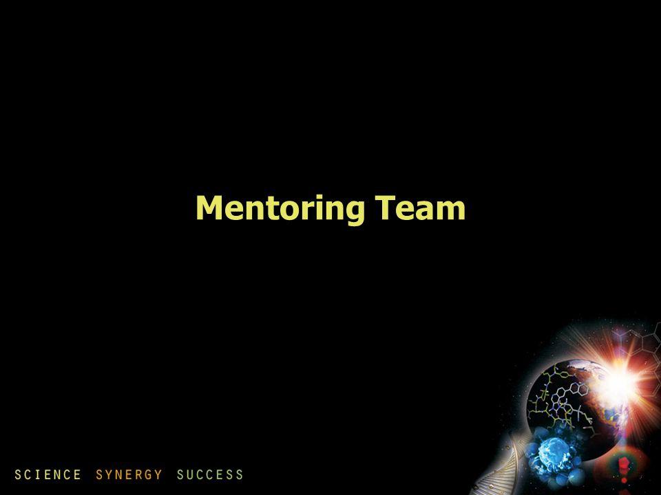 Mentoring Team