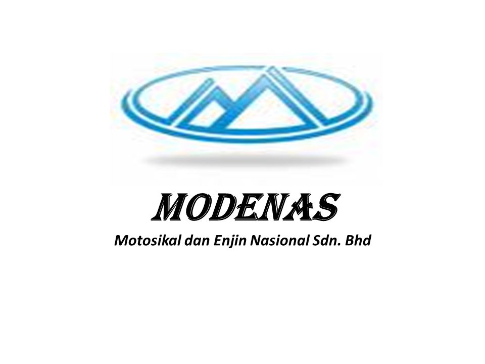 MODENAS Motosikal dan Enjin Nasional Sdn. Bhd
