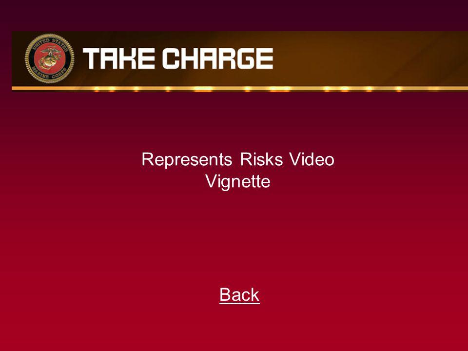 Represents Risks Video Vignette Back