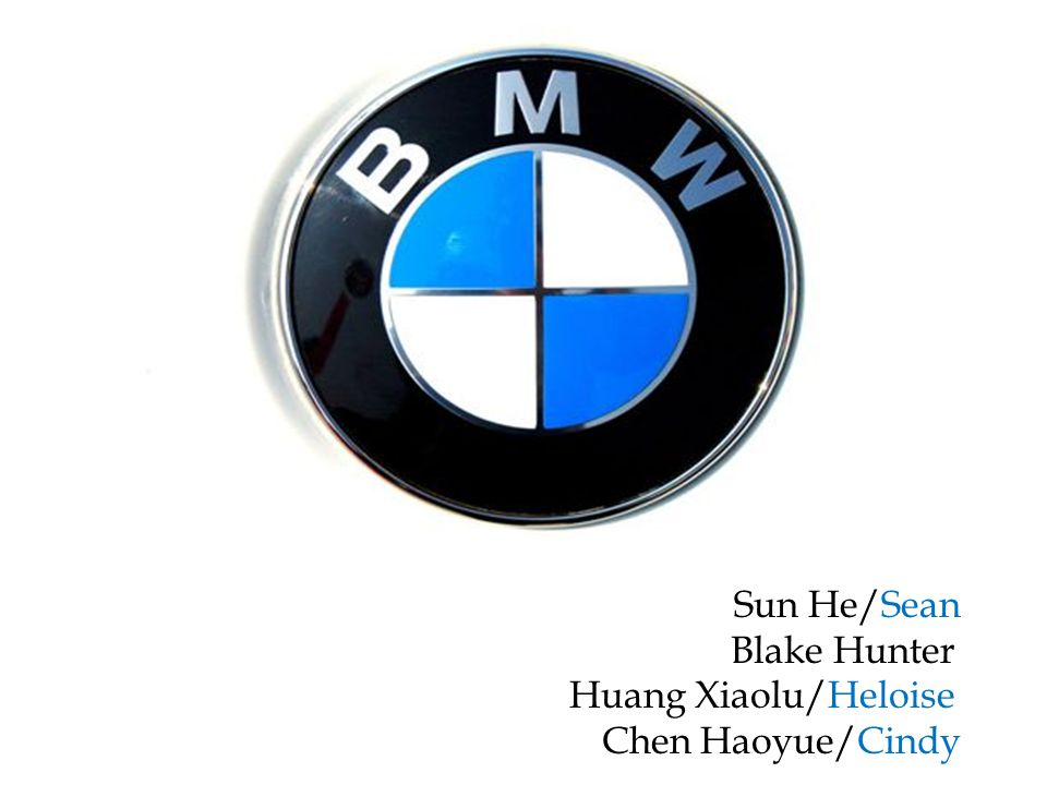 Threats from competitors Lack of oil Increasing number of traffic accidents Fake BMW
