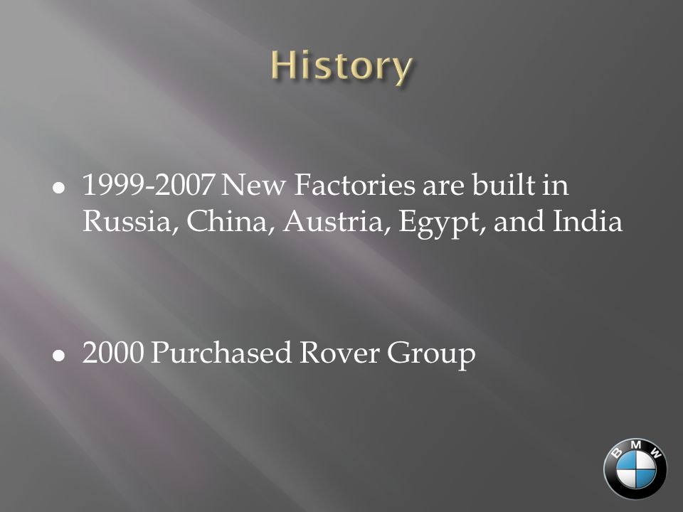 Largest Automotive Corporation Japan Based Corporation Started in 1936 by Kiichiro Toyoda Total Revenue's 202.86 billion (2007)