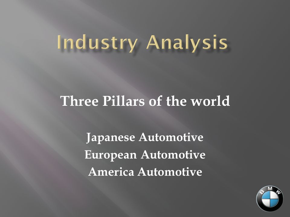Japanese Automotive Industry: high-performance fuel-efficient cars the leader in the current market sales increasing every year