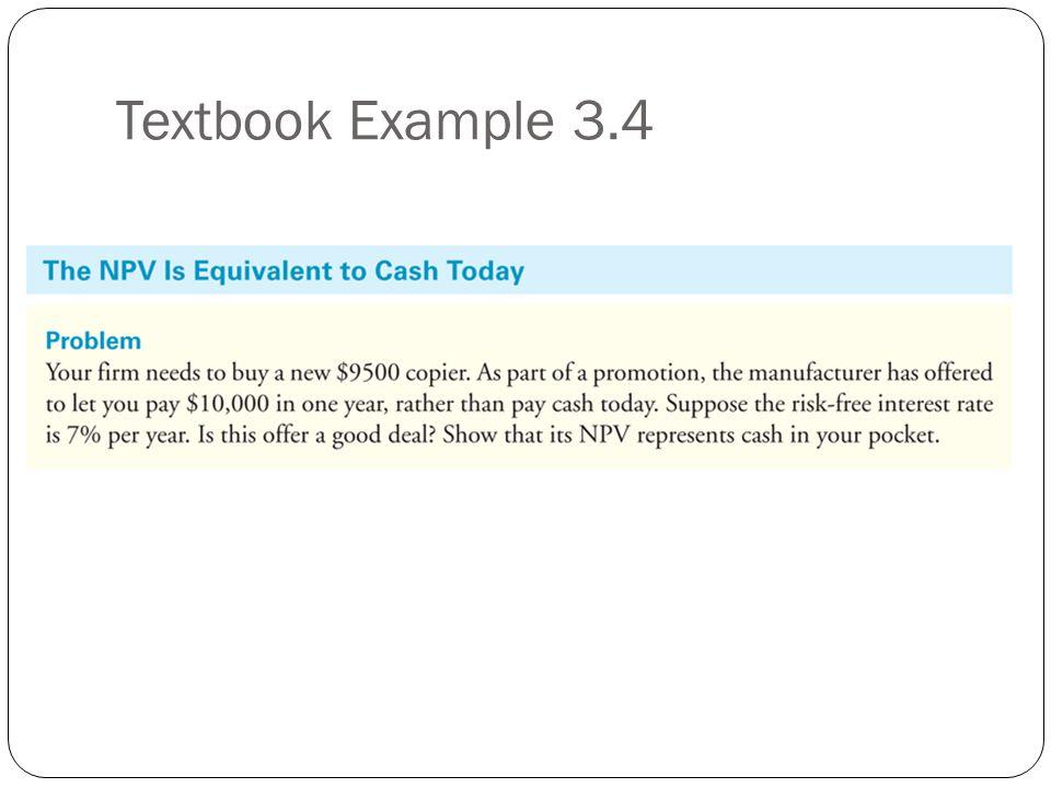 Textbook Example 3.4