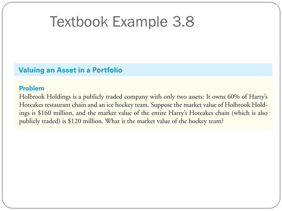 Textbook Example 3.8
