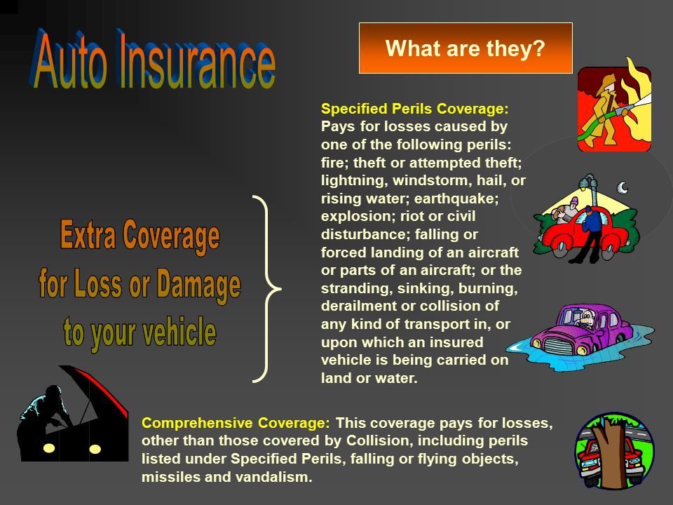 Protects you and your family if you are injured or killed by a hit-and-run driver or by an uninsured motorist.