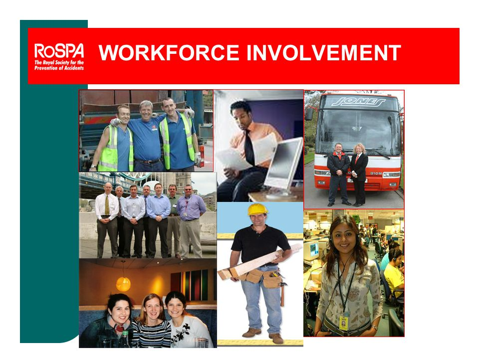 WORKFORCE INVOLVEMENT