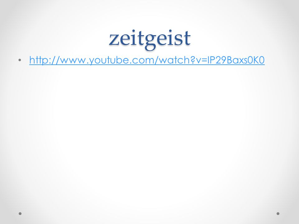 zeitgeist http://www.youtube.com/watch?v=IP29Baxs0K0