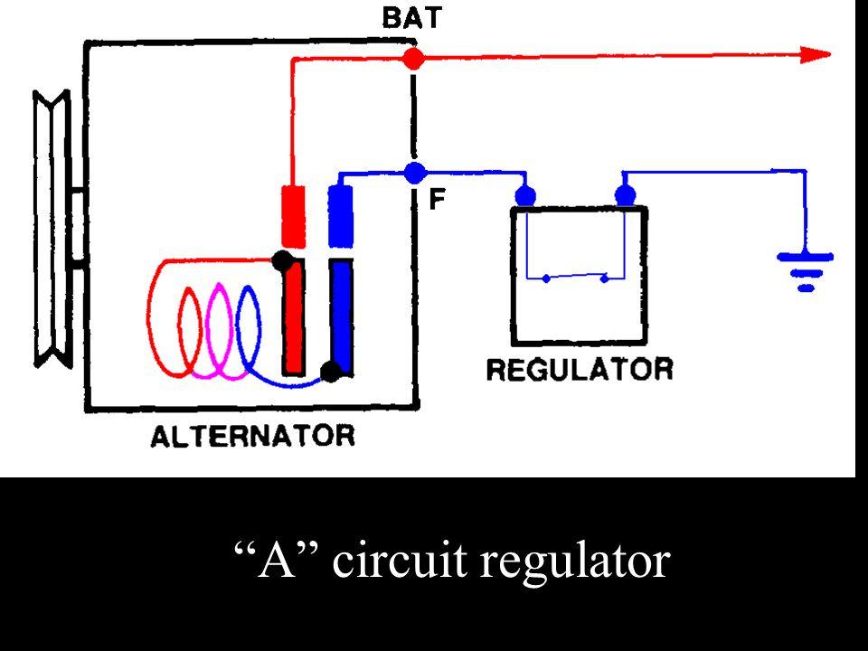 """A"" circuit regulator"