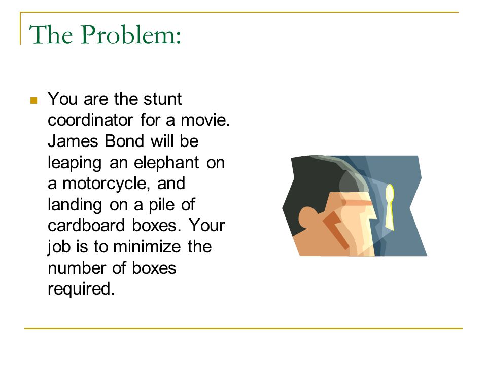 A Time Independent Model of Box Safety for Stunt Motorcyclists Ivan Corwin Sheel Ganatra Nikita Rozenblyum Harvard University Analysis: Steve Tuckerman, Bloomsburg University