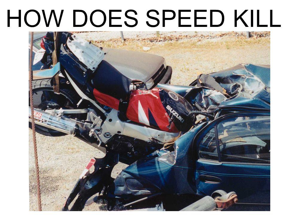 HOW DOES SPEED KILL