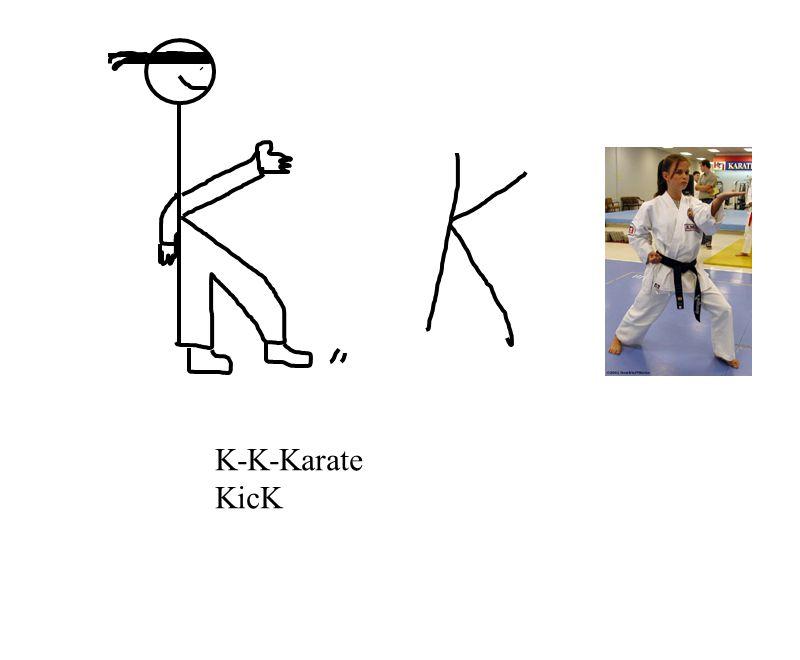 K-K-Karate KicK
