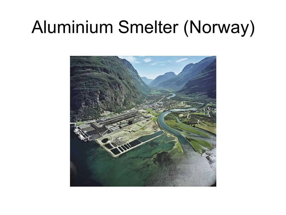 Aluminium Smelter (Norway)