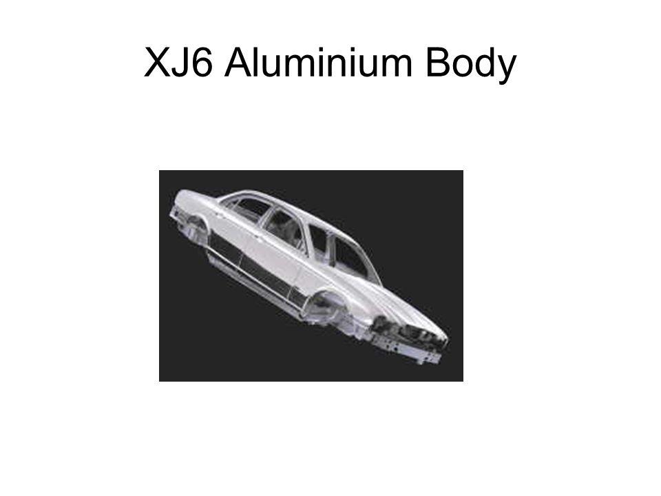 XJ6 Aluminium Chassis
