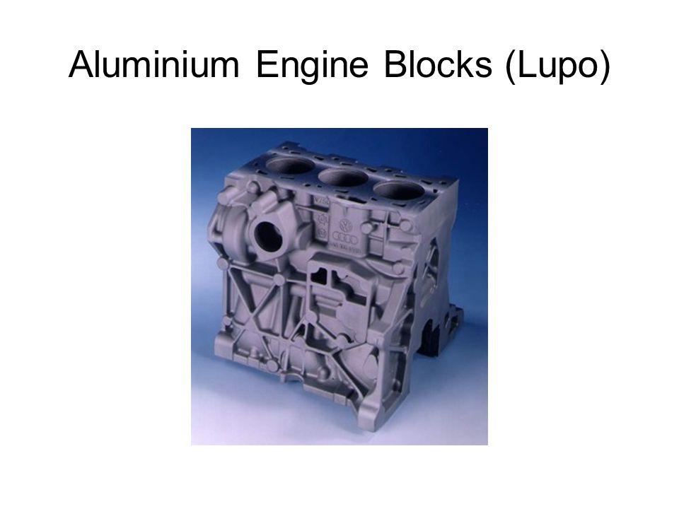 Audi A2 engine block