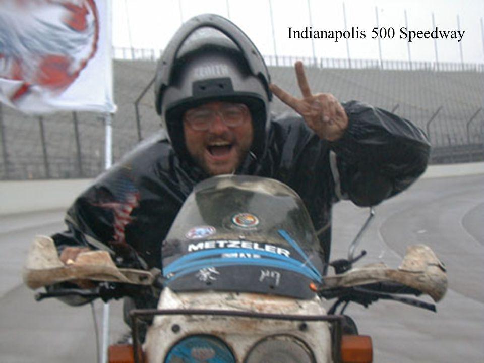 Indianapolis 500 Speedway