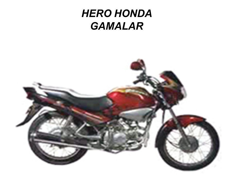 HERO HONDA GAMALAR