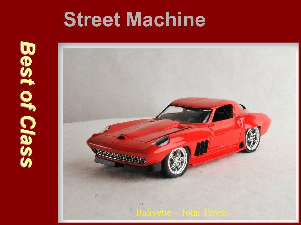 Best of Class Street Machine Italivette – John Teresi