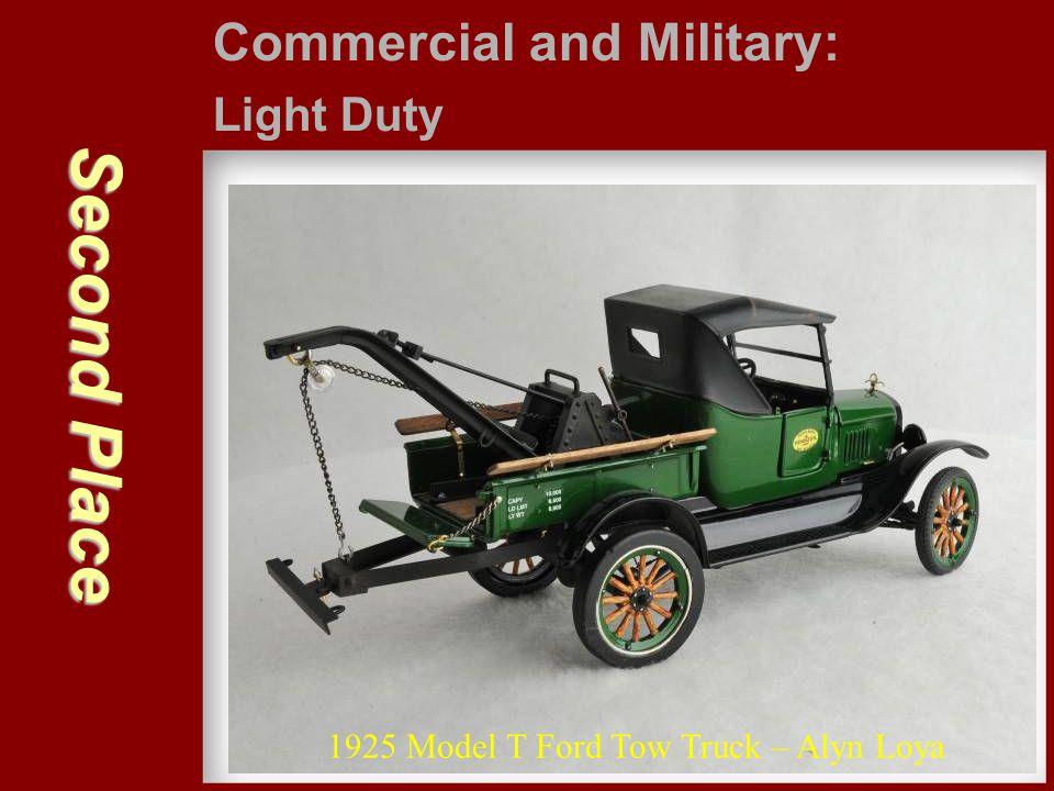 Best of Class Specialty Brass Outlaw Car – Jerry Cardinal