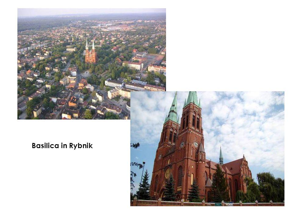 Basilica in Rybnik
