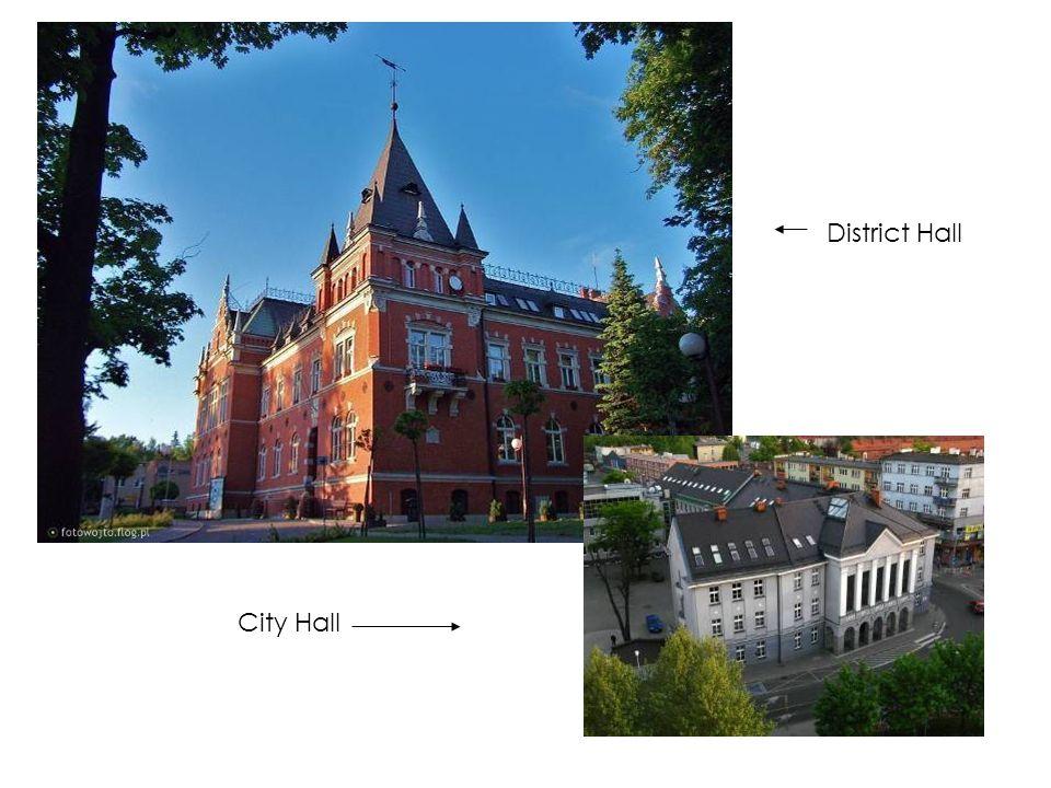 City Hall District Hall