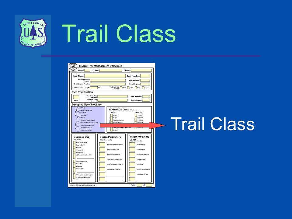 Trail Class