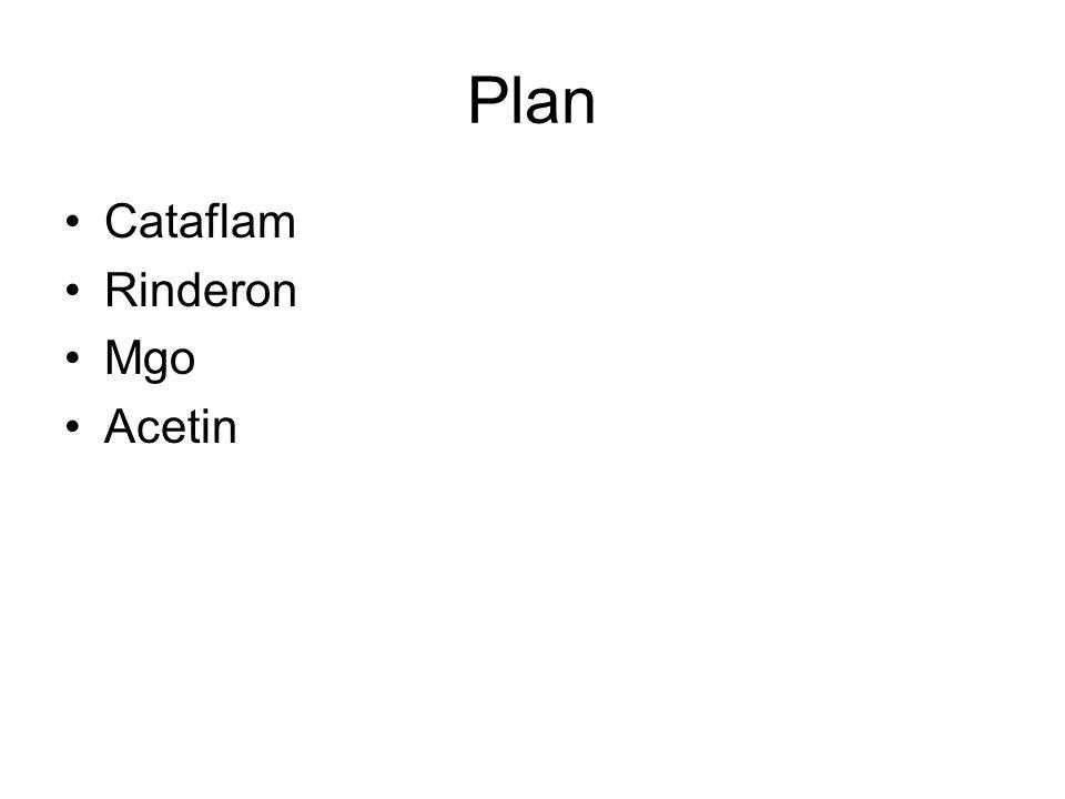 Plan Cataflam Rinderon Mgo Acetin