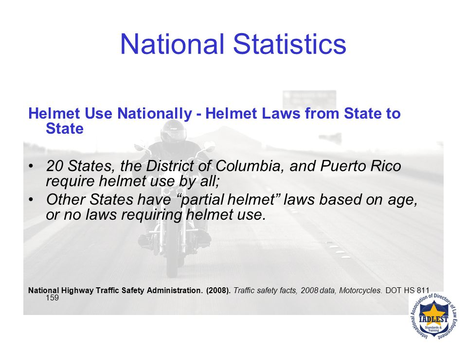 National Statistics DUI is a factor in fatalities *Alcohol is a significant factor in far too many motorcycle fatal crashes.