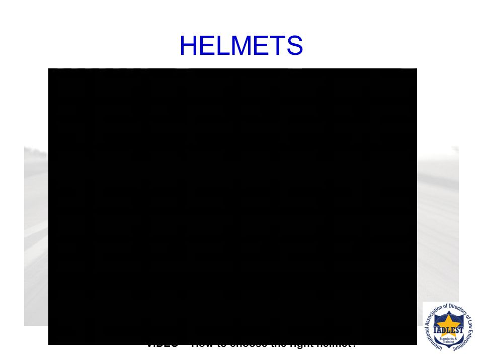 FMVSS No.218 S5.5 Projections: A helmet shall not have any rigid projections inside its shell.