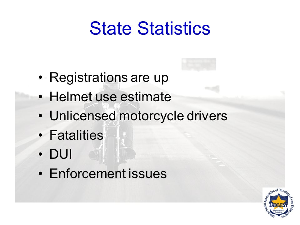 Motorcycle Fatalities Motorcyclist Deaths Rising or Falling. In 2009, motorcycle rider fatalities decreased for the 1 st year, following an 11 year in
