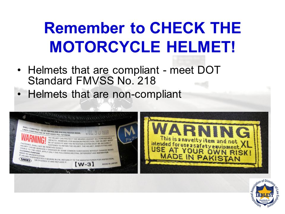 Kansas Helmet Law Statute 8-1598: Operation of motorcycles; equipment required for operators and riders.