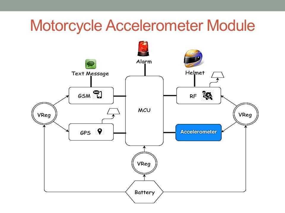 Motorcycle Accelerometer Module
