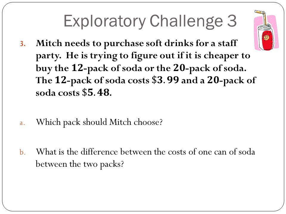 Exploratory Challenge 4