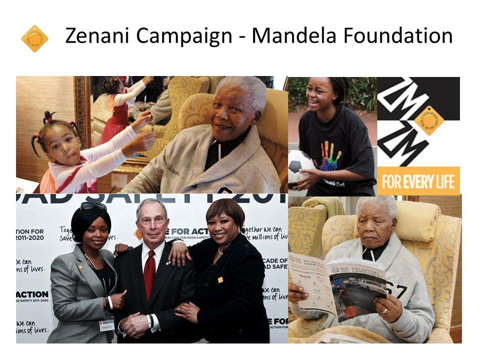 Zenani Campaign - Mandela Foundation