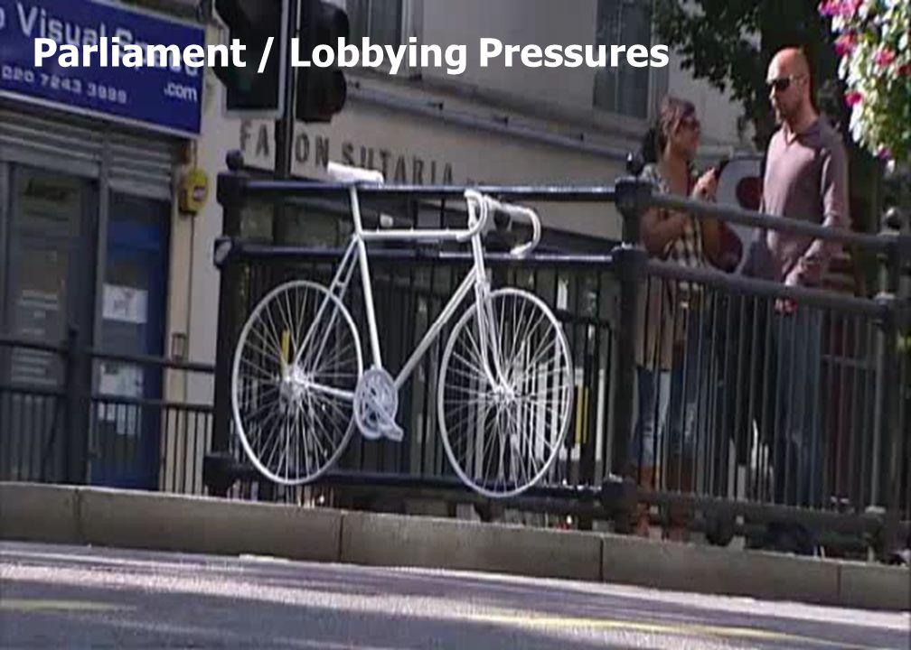 18 www.cemex.com Parliament / Lobbying Pressures