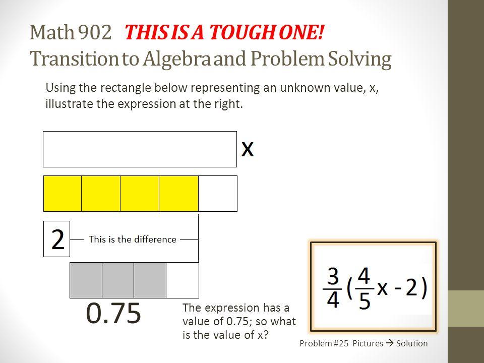 Math 902 THIS IS A TOUGH ONE.