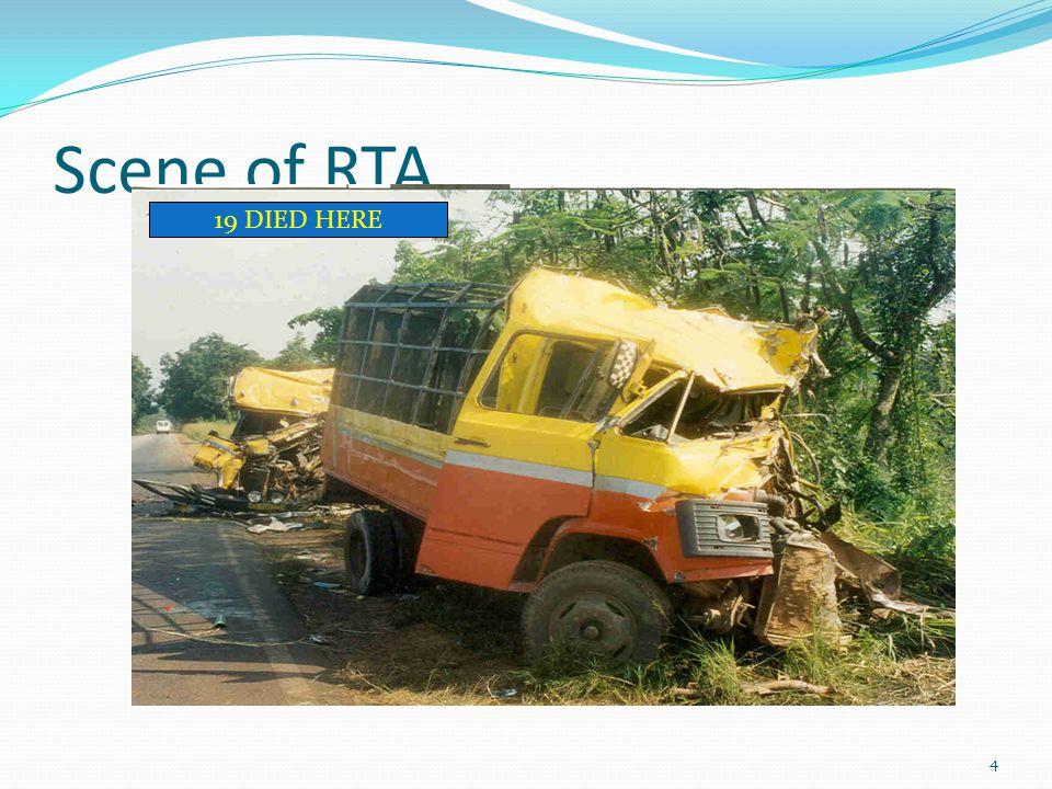 Scene of RTA 19 DIED HERE 4