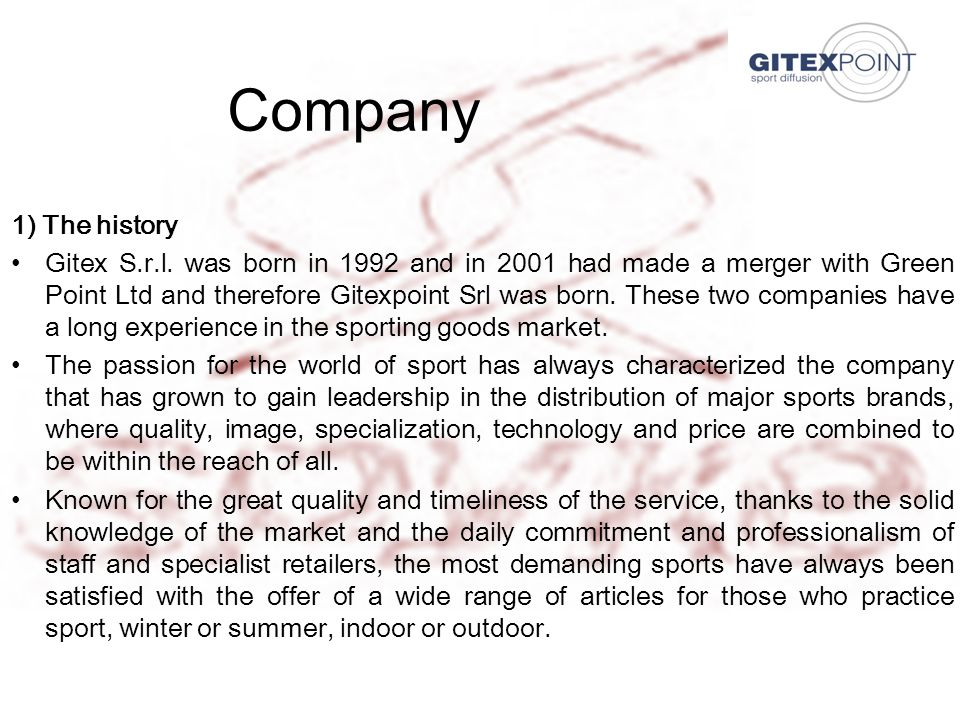 21/06/201336 As far as concern the prices, we have 3 big areas: HIGH SEGMENT MEDIUM SEGMENT LOW SEGMENT VERTICAL DIVISION MARKET POSITIONING HIGH MEDIUM LOW DAINESE; BMW CLOVER; SPIDI ALPINESTARS; IXS; SCOTT MACNA; HELD; SPYKE REV'IT; AXO OJ; SMOOK; A-PRO