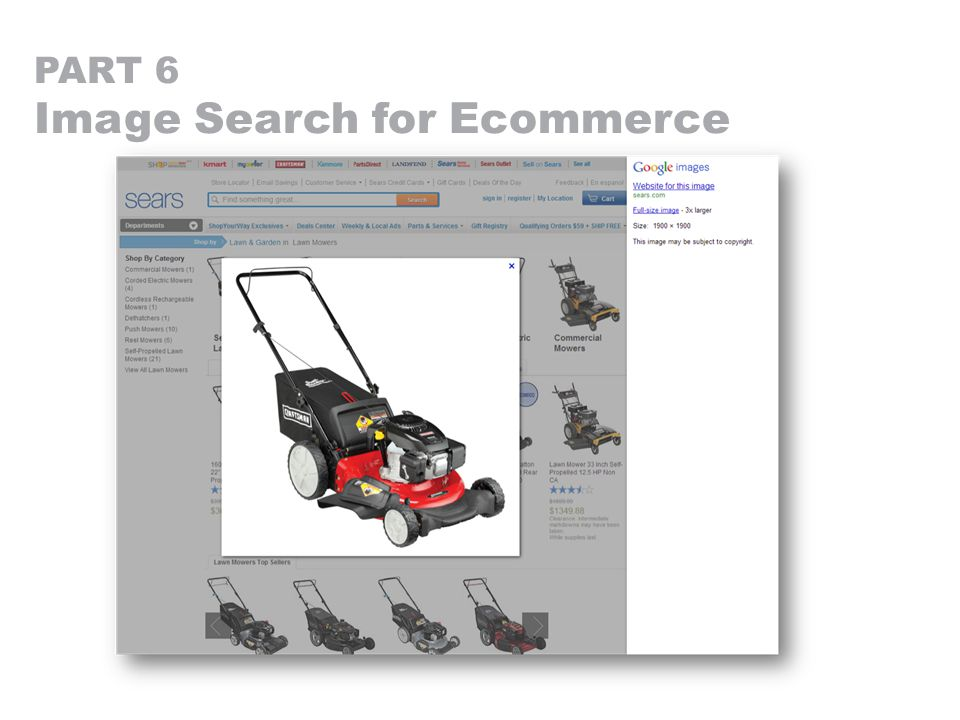 PART 6 Image Search for Ecommerce