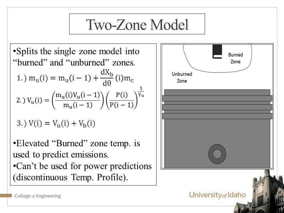 Two-Zone Model