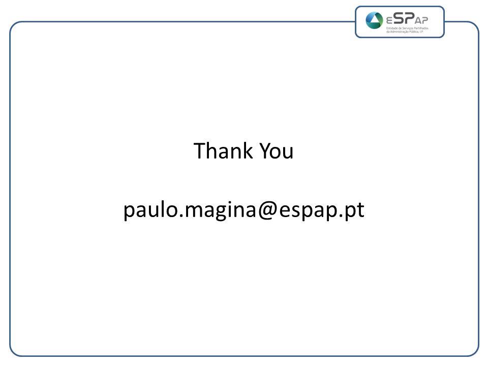 Thank You paulo.magina@espap.pt