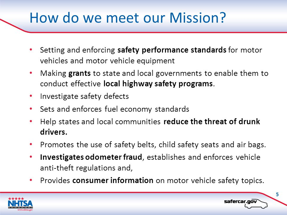 How do we meet our Mission.