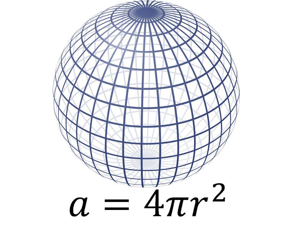 Intensity of a uniform spherical wave
